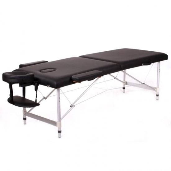 Κρεβάτι  Αλουμινιου    Φυσικοθεραπείας-Μασαζ    Βαλίτσα
