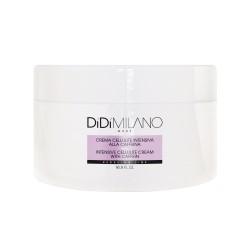 DiDi Milano Κρέμα Κυτταρίτιδας με Καφεΐνη - 500ml