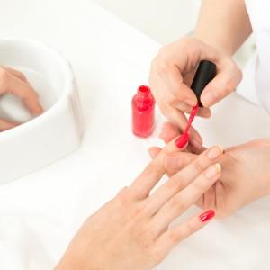 Ακρυλικό, Gel και θεραπείες νυχιών