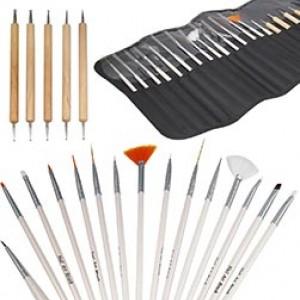 Πινέλα - εργαλεία μανικιούρ