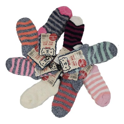 Σετ 12 Ζευγάρια Κάλτσες 27cu39-8