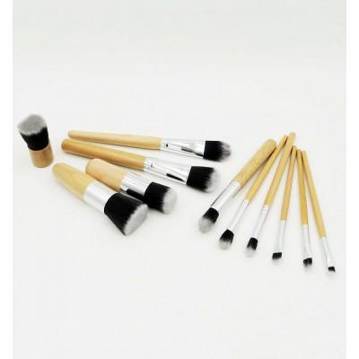 Σετ 11 Πινέλων Bamboo 18-45-1