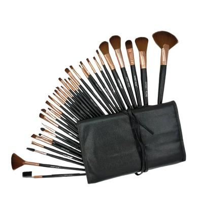 Σετ 32 πινέλων μακιγιάζ S-32-4 (Δώρο σετ 4 πινέλων 19-14-5)